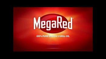 Mega Red Ultra Strength Omega-3 Krill Oil Supplement TV Spot