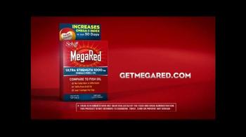 Mega Red Ultra Strength Omega-3 Krill Oil Supplement TV Spot - Thumbnail 8