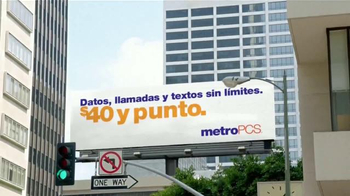 MetroPCS TV Spot, 'Parto' [Spanish] - Thumbnail 8