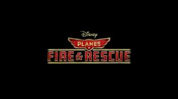 Planes: Fire & Rescue Action Shifters TV Spot - Thumbnail 1