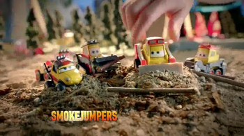 Planes: Fire & Rescue Action Shifters TV Spot - Thumbnail 6
