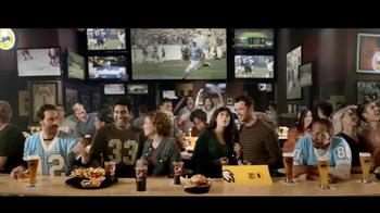 Buffalo Wild Wings TV Spot, 'Hail Barry' - Thumbnail 4