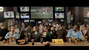 Buffalo Wild Wings TV Spot, 'Hail Barry' - 1154 commercial airings