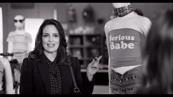 American Express TV Spot, 'Back-to-School Shopping' Featuring Tina Fey
