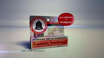 Pomada de la Campana TV Spot, 'Sana, Sana' [Spanish] - Thumbnail 4