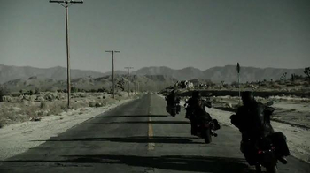 Harley-Davidson TV Spot, 'Living Off Straight & Narrow' - Thumbnail 8