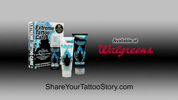 H2Ocean Extreme Tattoo Aftercare Kit TV Spot, 'Tattoo Story' - Thumbnail 7
