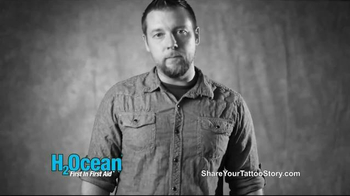 H2Ocean Extreme Tattoo Aftercare Kit TV Spot, 'Tattoo Story' - Thumbnail 4
