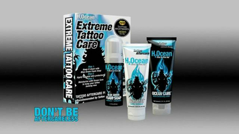 H2Ocean Extreme Tattoo Aftercare Kit TV Spot, 'Tattoo Story' - Thumbnail 5