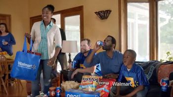 Walmart TV Spot, 'Game Time' - 605 commercial airings