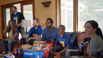 Walmart TV Spot, 'Game Time' - Thumbnail 1