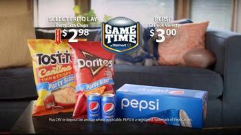 Walmart TV Spot, 'Game Time' - Thumbnail 8