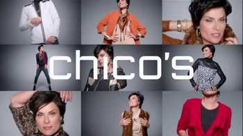 Chico's Statement Jacket TV Spot, 'Fall 2014' - Thumbnail 1
