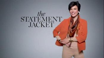 Chico's Statement Jacket TV Spot, 'Fall 2014' - Thumbnail 2