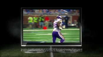 DIRECTV NFL Sunday Ticket TV Spot, 'Ice' - Thumbnail 10