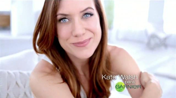 Garnier Anti-Sun Damage Daily Moisturizer TV Spot Con Kate Walsh [Spanish]