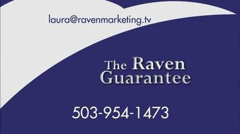Raven Marketing TV Spot, 'Guarantee' - Thumbnail 10