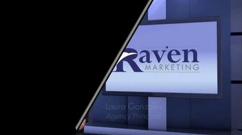 Raven Marketing TV Spot, 'Guarantee' - Thumbnail 2