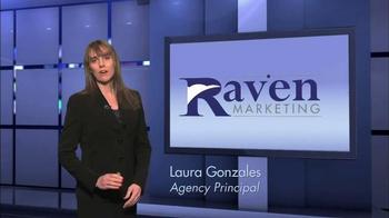 Raven Marketing TV Spot, 'Guarantee' - Thumbnail 3