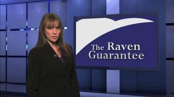 Raven Marketing TV Spot, 'Guarantee' - Thumbnail 9