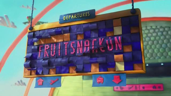 Fruitsnackia TV Spot, 'Airport' - Thumbnail 1