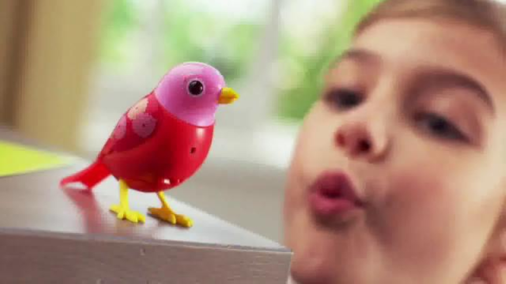 DigiBirds TV Commercial, 'Interactive Toy Bird for Kids'