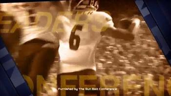 Sun Belt Conference TV Spot, 'Rise' - Thumbnail 10