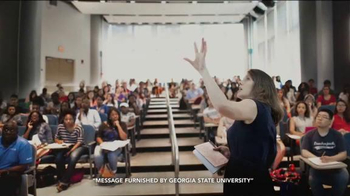 Georgia State University TV Spot, 'A Campus for You' - Thumbnail 3