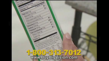 Big Vision TV Spot - Thumbnail 5