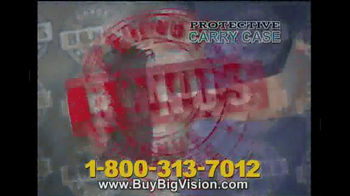 Big Vision TV Spot - Thumbnail 8