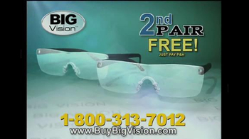 Big Vision TV Spot - Thumbnail 9