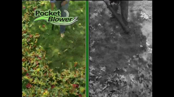 Pocket Blower TV Spot, 'Compact Power Cleaning' - Thumbnail 5
