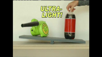 Pocket Blower TV Spot, 'Compact Power Cleaning' - Thumbnail 7