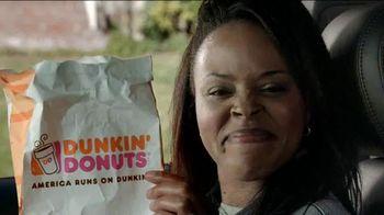 Dunkin' Donuts Smoked Sausage Breakfast Sandwich TV Spot, 'I Did'