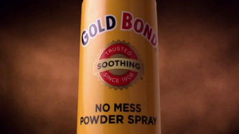 Gold Bond No Mess Powder Spray TV Spot, 'Coolness' Ft. Shaquille O'Neal - Thumbnail 3