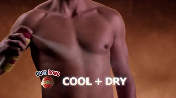 Gold Bond No Mess Powder Spray TV Spot, 'Coolness' Ft. Shaquille O'Neal - Thumbnail 4