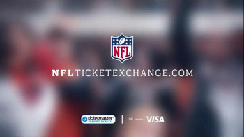 NFL Ticket Exchange TV Spot, 'My Seats' - Thumbnail 10