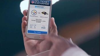 NFL Ticket Exchange TV Spot, 'My Seats' - Thumbnail 8