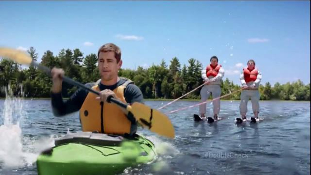 State Farm TV Commercial, 'Trainers' Featuring Aaron ...