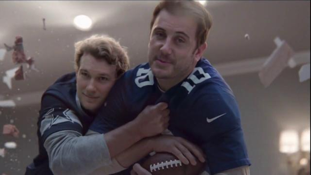DIRECTV NFL Sunday Ticket TV Commercial, 'Friendly Rivalry'