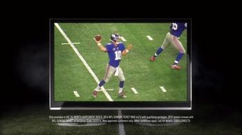 DIRECTV NFL Sunday Ticket TV Spot, 'Friendly Rivalry' - Thumbnail 10
