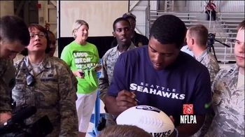 USAA TV Spot, 'Seahawk Fans' - 1 commercial airings