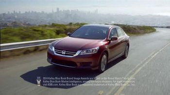 Honda Accord Clearance Event TV Spot, 'More Features: 2014 Accord' - Thumbnail 8