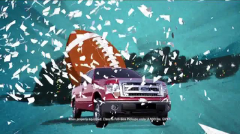Built Ford Tough Sales Event TV Spot, 'Game Time' - 83 commercial airings