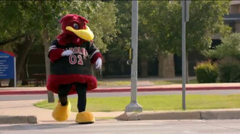 Capital One Mascot Challenge 2014 TV Spot, 'Why Did Cocky Cross The Road?' - Thumbnail 2