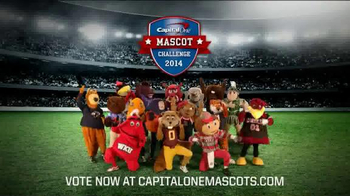 Capital One Mascot Challenge 2014 TV Spot, 'Why Did Cocky Cross The Road?' - Thumbnail 9