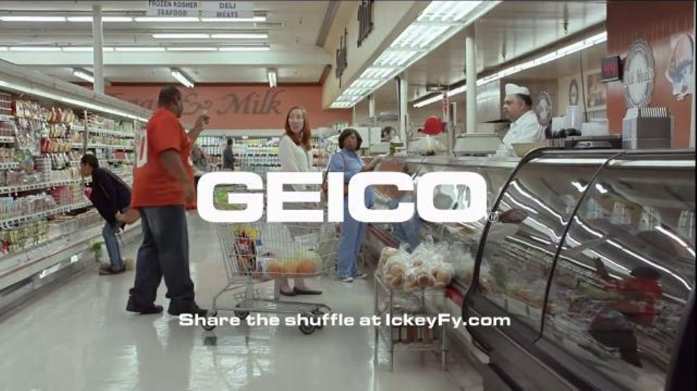 GEICO TV Commercial, 'Did You Know: Ickey Shuffle ...
