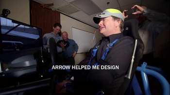 Arrow Electronics TV Spot, 'Racecar Driver' - Thumbnail 6