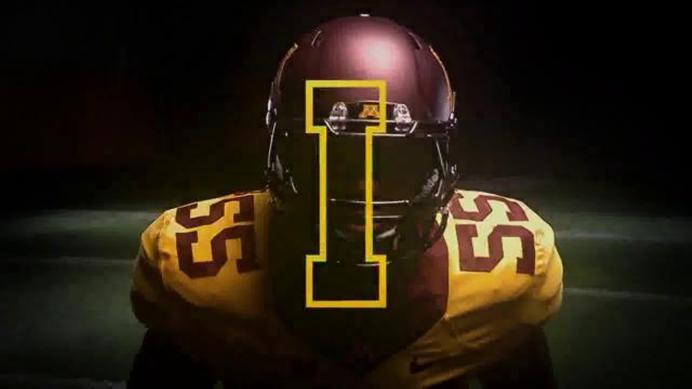 University of Minnesota Gopher Football 2-Pack TV Commercial, 'On Sale Now!'