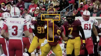 University of Minnesota Gopher Football 2-Pack TV Spot, 'On Sale Now!' - Thumbnail 6